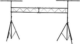 Goal Post Stage Lighting Stand