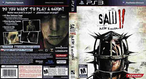 hard to find saw 2 game for ps3