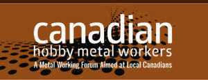 A Metal-Working Hobby Forum, Just for Canadians!