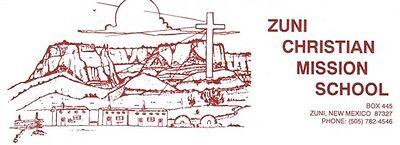 Zuni Christian Mission School