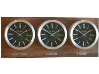 Time Zone Clocks for Sale!