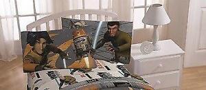 Disney Star Wars Rebels Twin Sheet 3 Pcs Set Official Licensed