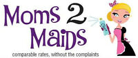 Moms 2 Maids Cleaning Team
