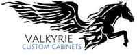 Custom Built Cabinets & Kitchens By Valkyrie Custom Cabinets