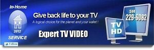 Montreal TV repair and in-home services West Island Greater Montréal image 4