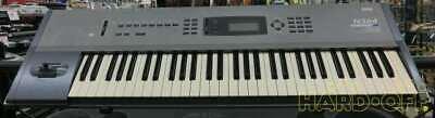KORG N364 Music Workstation Synthesizer Tested Working W/ Ac cable comprar usado  Enviando para Brazil