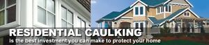 Newton Caulking - Seal Your Home and Save $$ Today!  Cambridge Kitchener Area image 1