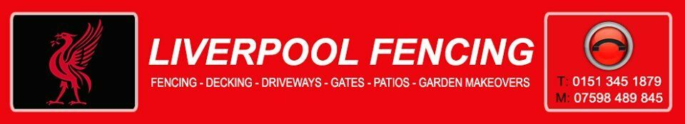 fencing Liverpool Decking Liverpool driveways Liverpool landscaping Liverpool gates Liverpool