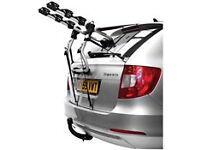 Peruzzo Boot Fitting 3 Bike Car Carrier / Rack. As new, no box, no instructions.