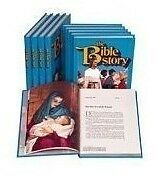 BIBLE STORIES - Uncle Arthur's - 10 vol set - VGC & Like NEW!