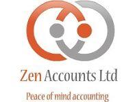 Tax Returns/Bookkeeping/Payroll/VAT/Accounts Services