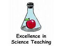 Qualified Science Teacher offering science tutoring classes KS3-KS5