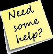Need help with anything???