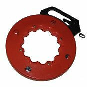 VALLEY 50' ELECTRICIAN'S FISH TAPE REEL ETFTR-050