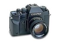 Looking for CONTAX RTS iii or RX CAMERA