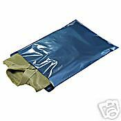 1000 BLUE MAILING DISPATCH POSTAL SACKS BAGS 9.6