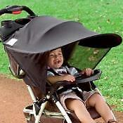 parsoleil pour la poussette neuf, sunchade for stroller new