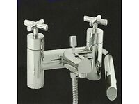 SALA BATH SHOWER MIXER + KIT *REDUCED BY 50%*