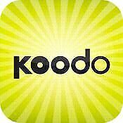 Koodo (Telus Bell towers) $54/m 6gb Unlimited LTE plan