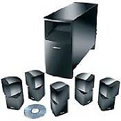 Bose acoustimass 10 home entertainment system and more