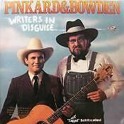 Pinkard & Bowden-Writer's In Disguise LP-Comedy/Rare + bonus