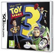 NINTENDO DS **Disney PIXAR Toy Story 3 ** NEW ** FREE EXPRESS POST