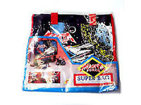 1980's Retro TV MANTA FORCE Bag, ULTRA GEEK CHIC Sealed RARE