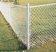 CHAIN LINK FENCE - PARTS