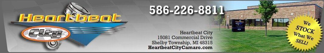 Heartbeat City Camaro