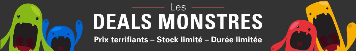 Deals Monstres
