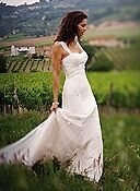 Essence of Australia D586 Wedding dress size 10-12