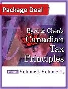 Canadian Tax Principle Package Deals / Code