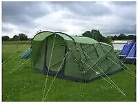 URBAN ATAGO 5 berth tent for sale COLLECTION ONLY