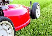 Residential Lawn Mowing Services