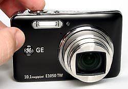 GENERAL ELECTRICS E1050TW 10.1 MEGAPIXEL DIGITAL CAMERA