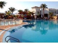 Resort Family Cancellation !December! sunny! warm! stunning activities!