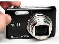 GE E1050TW 10.1 MEGAPIXEL DIGITAL CAMERA