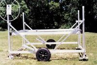 "Fixed Wheel Kit for Boat Lift-24""Wheels&hardware starting $270."