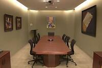 Meet with style & class to impress new clients with Regus!