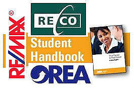 OREA Real Estate Exam Textbooks and Professional Notes with Exam