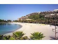Holiday Accommodation on the Island of Gran Canaria 5* rating ANFI Beach Club 7 nights