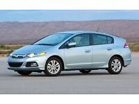 PCO Uber ready car honda insight from £80