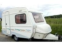 Freedom Caravan Wanted. Sunseeker/Jetstream etc.