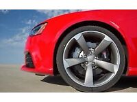 Audi a1 18 inch alloys 5x100 new rims fabia Leon Ibiza polo