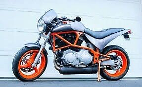 Wanted Buell Tube Frame Parts S1, S2, S3 and M2