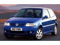 vw polo 6n2 wanted for spares