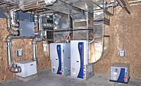 Furnace & hot water tank repair available 24/7....call now!