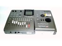 Zoom MRS 802 Multitrack Recording.