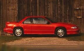 WANTED CHEVROLET LUMINA Z34