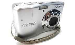 Fujifilm FinePix A170 (10.2MP) Digital Camera 3x Zoom 2.7 inch LCD Monitor (Silver) - Brand New, Discounted Price - $ 99